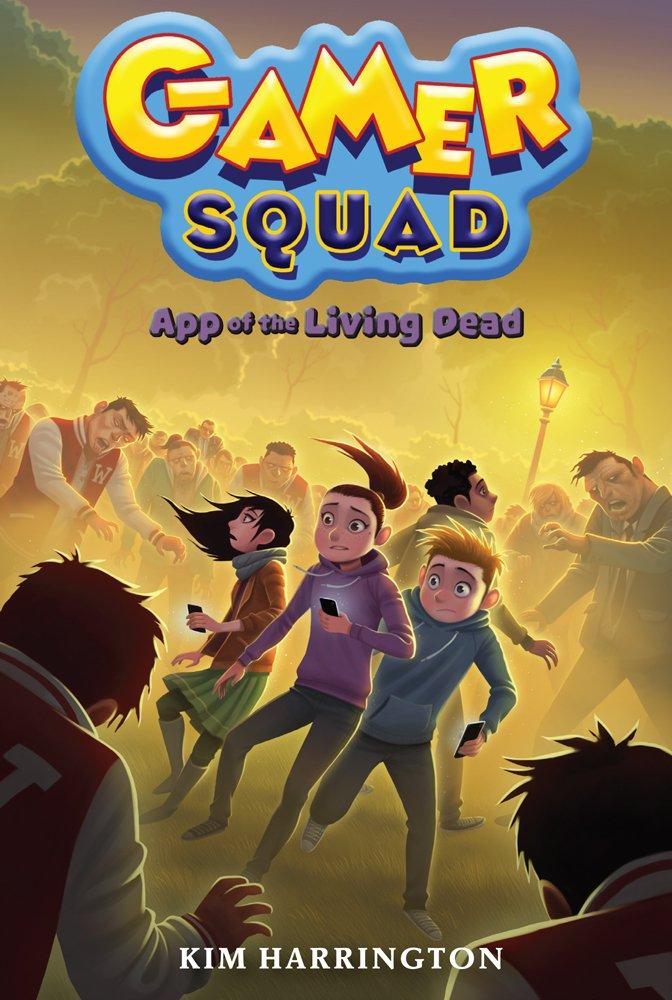 App Living Dead Gamer Squad product image