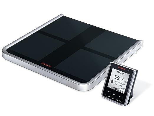 9 opinioni per Soehnle Body Balance Comfort Select Electronic personal scale Black- personal