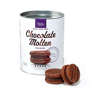 Chocolate macaron making kit danas bakery chocolate molten chocolate macaron making kit danas bakery chocolate molten solutioingenieria Gallery
