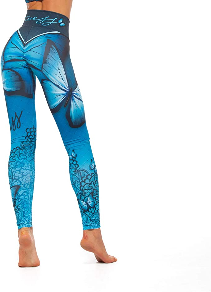 Excess leggins Mujer Fitness Yoga Mallas Deportivo Pilates ...