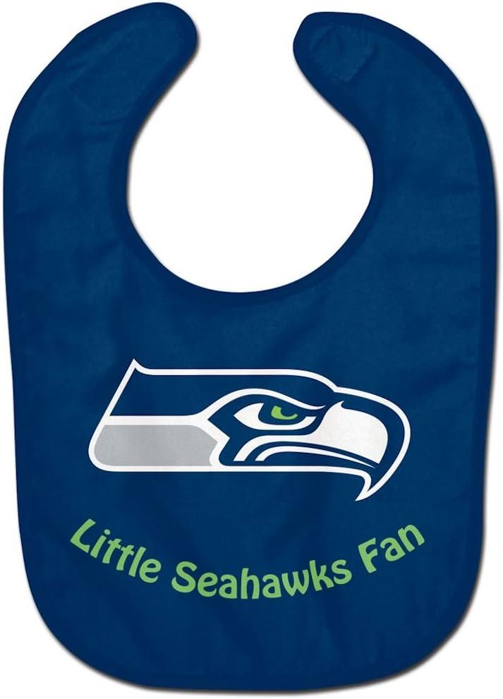 NFL Seattle Seahawks WCRA2049614 All Pro Baby Bib