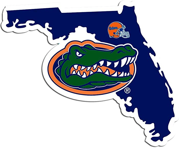 The Best Home State Decal Florida Gators