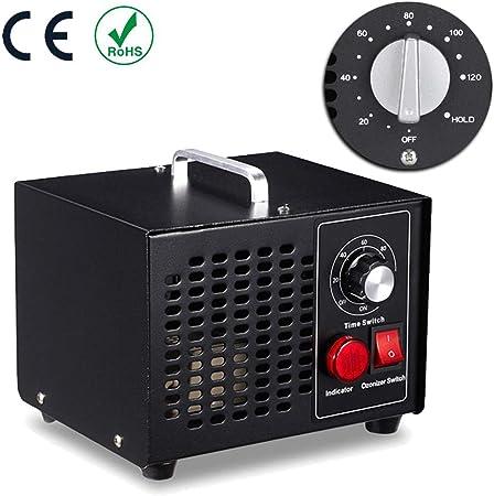 3500-OGS generador de ozono 3500mg / h del purificador del Aire ...