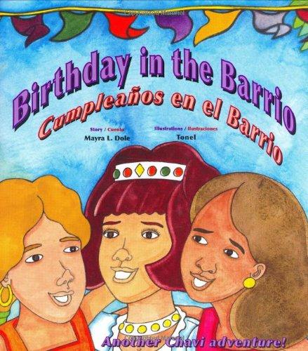 Download Birthday in the Barrio/Cumpleanos en el barrio pdf