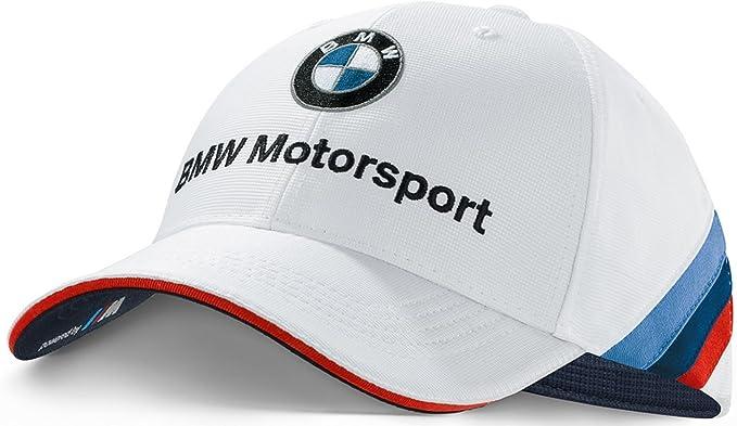 BMW nuevo genuino M Motorsport Unisex equipo gorra de béisbol ...