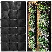 Macetero YINO con bolsillos para jardín vertical