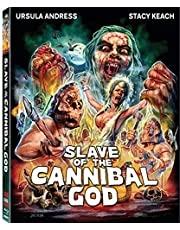 Slave of The Cannibal God (aka The Mountain of The Cannibal) (Blu-ray)