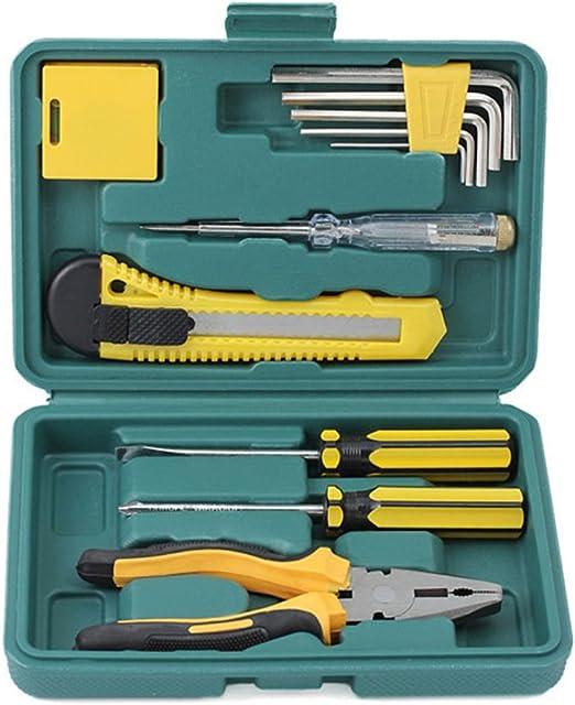 Mini Kit de herramienta con funda, 12 piezas Precisión Home Depot unboxing herramientas Set para niños gran regalo para hombres, estudiante universitario: Amazon.es: Hogar