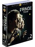 FRINGE/フリンジ 2ndシーズン 後半セット (13~22話・5枚組) [DVD]