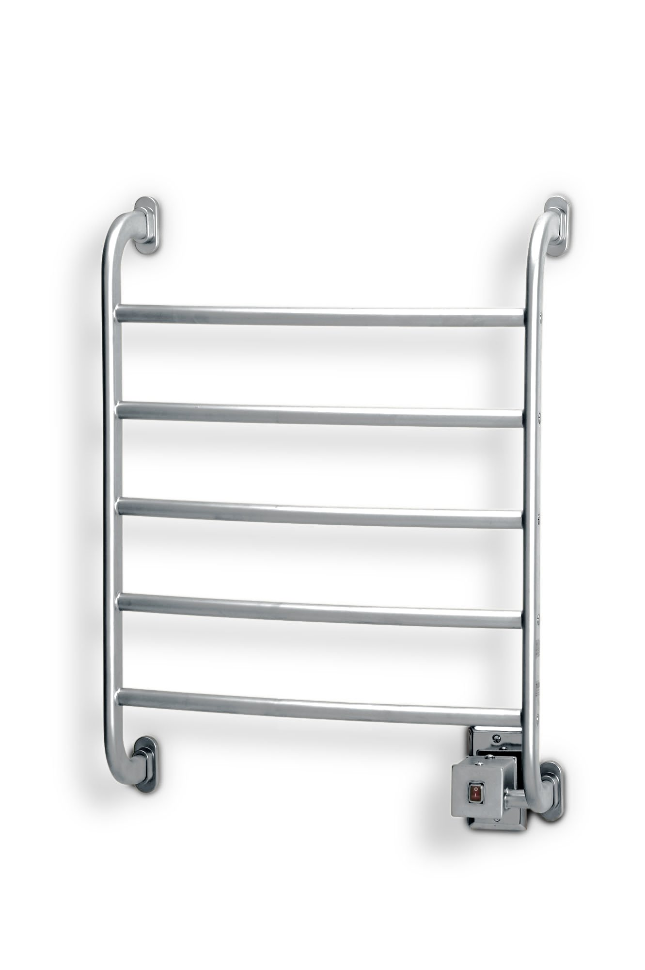 Warmrails HSRC Regent 25.25-Inch Wall Mounted Towel Warmer, Chrome Finish by Warmrails