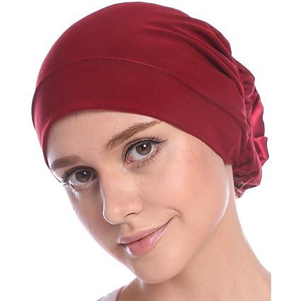 PROKTH Gorros quimioterapia Mujer Tocado Verano Turbante para pérdida de  Pelo 2a8236ce913