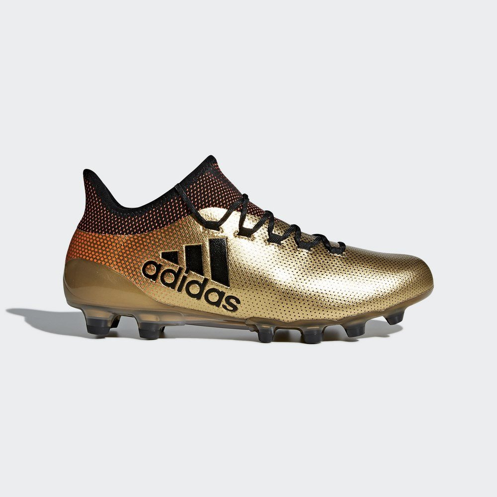 adidas(アディダス) エックス 17.1-ジャパン HG (cq1974) B077SP6XVW 25.5cm GY/BK