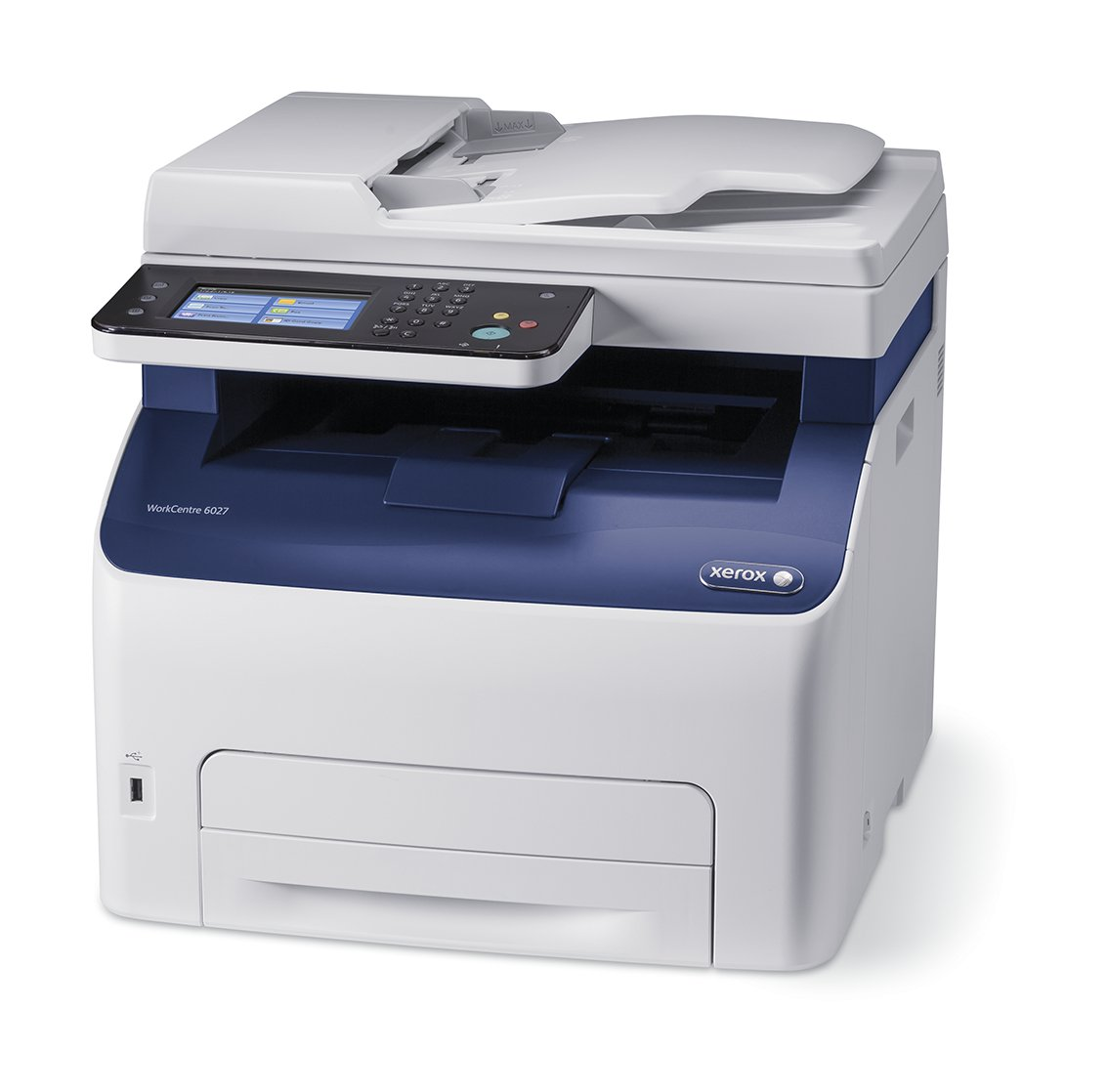 Amazon com xerox workcentre 6027 ni wireless color multifunction printer electronics