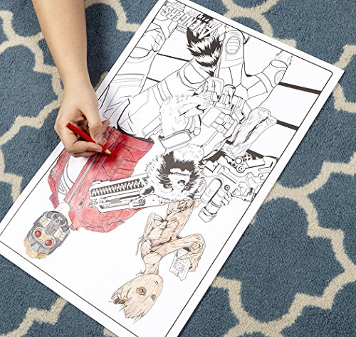 Crayola Avengers Infinity War, Giant Coloring Pages, Gift for ...