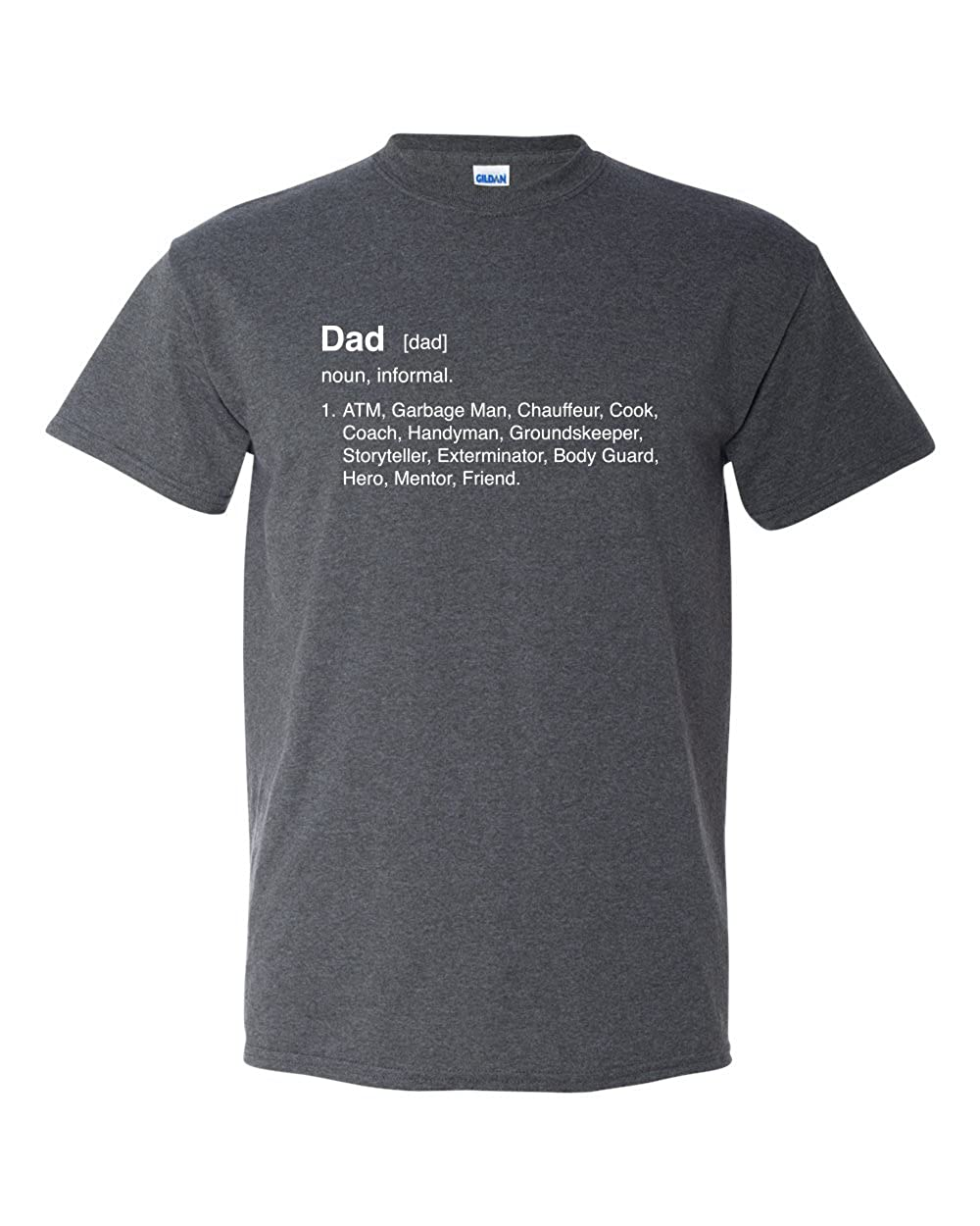 42e9306eb Thread Science Dad Definition Father's Day Tee Funny Men's Adult Humor T- Shirt