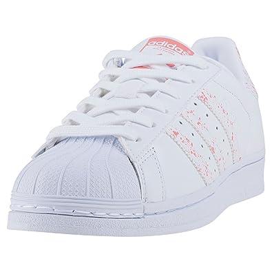 nouveau concept 8d1e2 b9250 adidas Superstar, Sneakers Basses Femme, Blanc