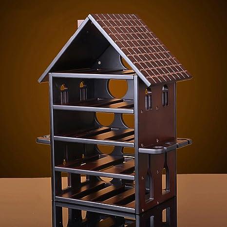 Tazas de gran altura al revés muebles de vino europeos creativos bar ornamentos para el hogar ...