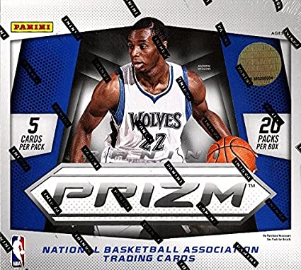 6bd82c849b1 Amazon.com   2014 15 Panini Prizm Basketball Hobby Box (Sealed)    Everything Else