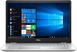 "Dell Inspiron 15 5584 Laptop, 15.6"" Screen, Intel Core i7, 8GB Memory, 256GB Solid State Drive, Windows 10, I5584-7851SLV-PUS (Renewed)"