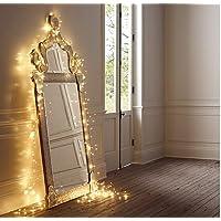 SALCAR 10m Guirlande Lumineuse pour l'extérieur Décoration de Noël et de la Maison