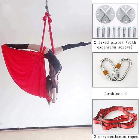 Joyfitness Yoga Hammock Inicio Antena de Yoga Micro Correa ...