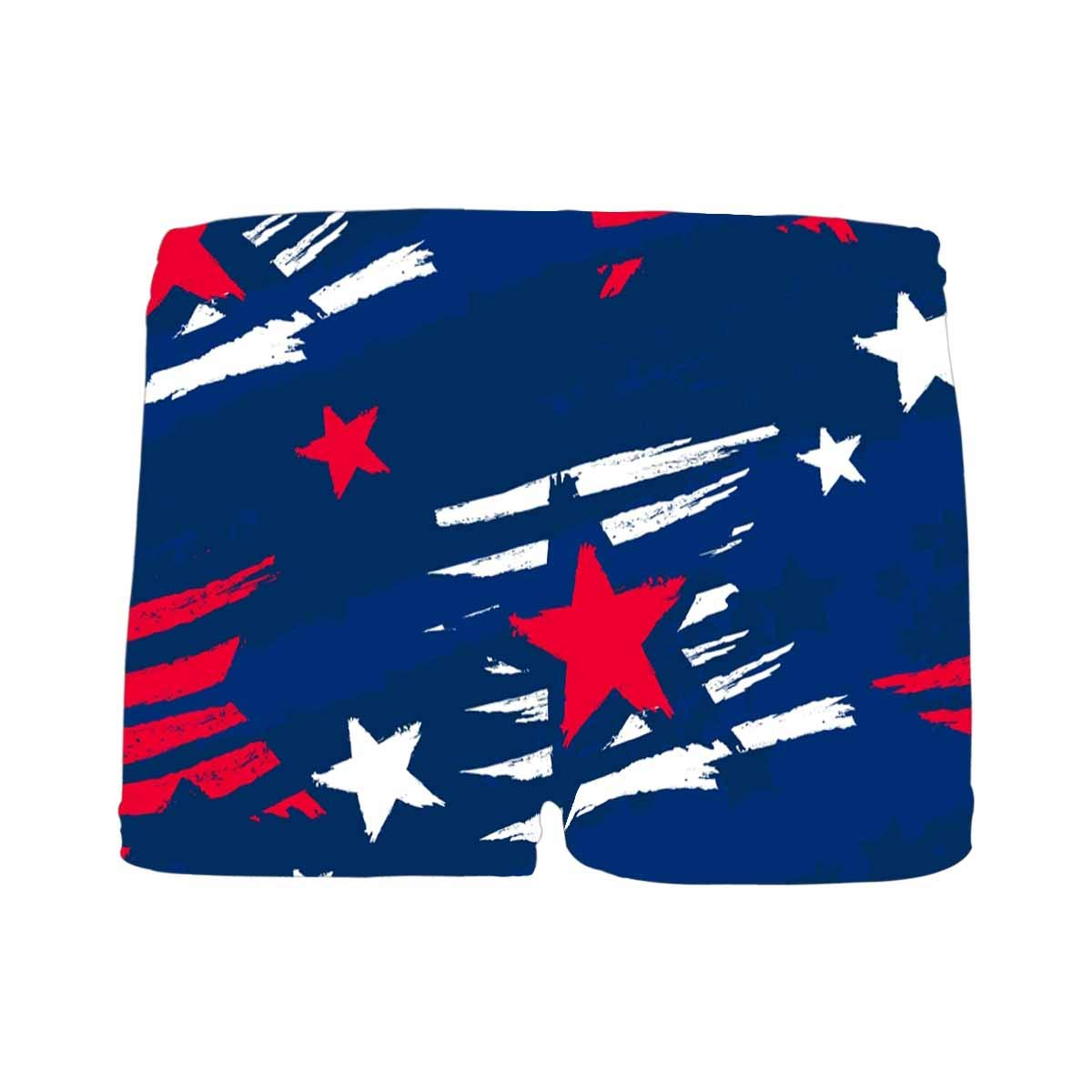 5T-2XL INTERESTPRINT Boys Abstract American Stars Independence Day Boxer Brief Underwear