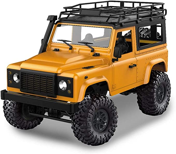 Wesxm 4WD Coche de Control Remoto de Alta Potencia ...