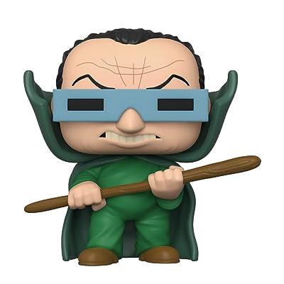 Funko Pop! Marvel: Fantastic Four - Mole Man, Multicolor: Toys & Games