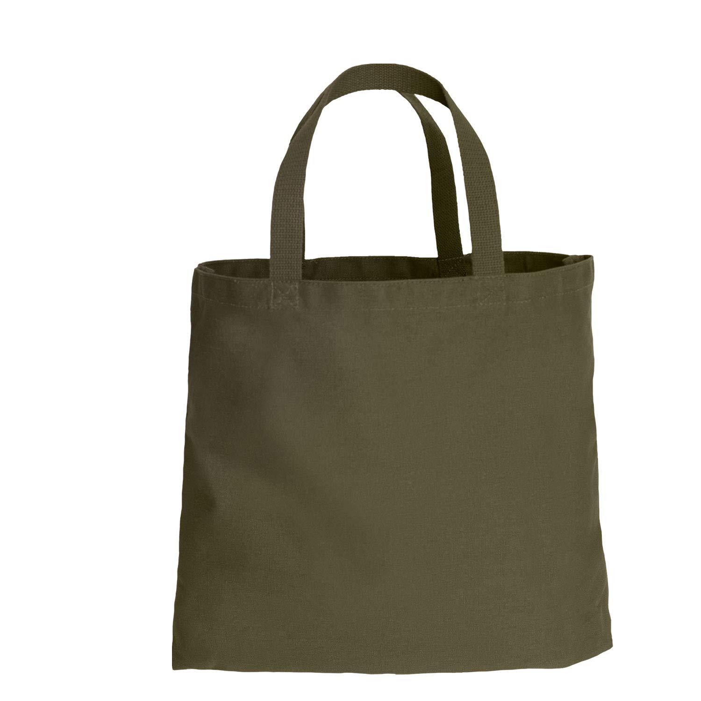 b52c7b284 Amazon.com | Rothco Canvas Camo And Solid Tote Bag, Olive Drab | Gym Totes
