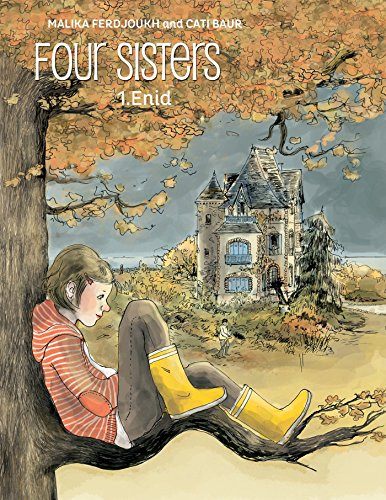 Four Sisters, Vol. 1: Enid by IDW Publishing