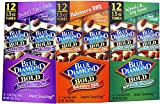 Blue Diamond Almonds – BOLD VARIETY FLAVORS - Sweet Thai Chili, Habanero BBQ, Wasabi & Soy Sauce, (Box of 36 / 1.5-Ounce Bags)