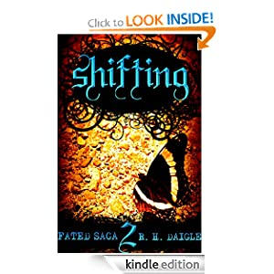 Shifting (Book Two) (Fated Saga Fantasy Series) Humphrey - D'aigle Rachel