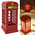 Desk Lamp MECO Phone Booth Nightlight LED Charging Eye Personalized Small Decorative Lamp Light Regulatory Touch of Home