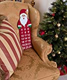 """Christmas 24 Day Hanging Cloth Advent Calendar 