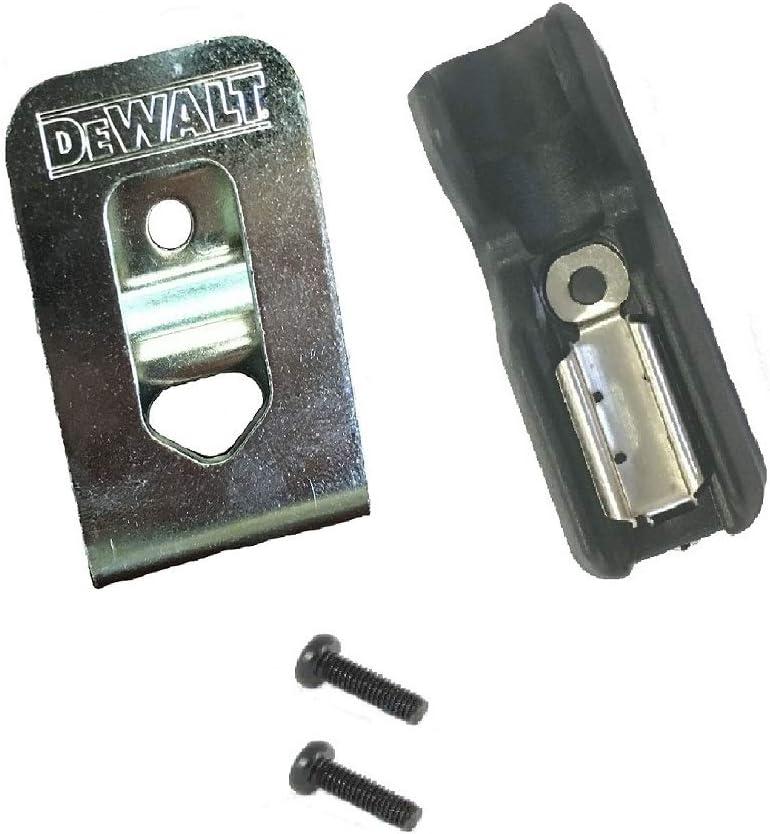DeWalt Belt Hook & Bit Clip Holder Combo 20v Max DCD771 DCD980 DCD985