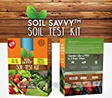 Soil Savvy Soil Test Kit | Understand What Your Lawn or Garden Soil Needs, Not Sure What Fertilizer...