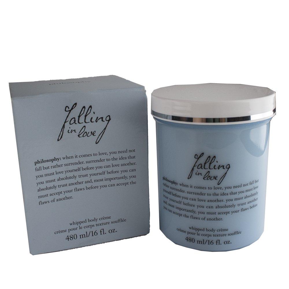 Amazon Philosophy Falling In Love Whipped Body Cream 16 Oz Beauty