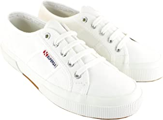 Superga Womens 2750 Cotu Canvas Trainers
