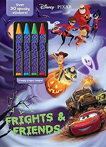 Disney Pixar Frights & Friends