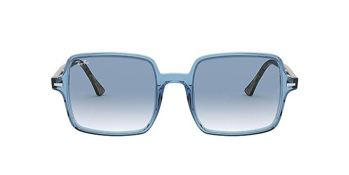 Ray-Ban Gafas de sol RB1973 PLAZA II 12833F azul azul tamaño ...