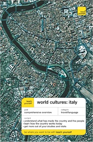 Teach Yourself World Cultures: Italy (TYWC)