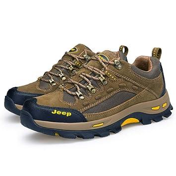 ... para Caminar Anti-Slip Escalada Zapatillas De Sendero Corriendo Transpirable Deportes Al Aire Libre Camping Sneaker: Amazon.es: Deportes y aire libre