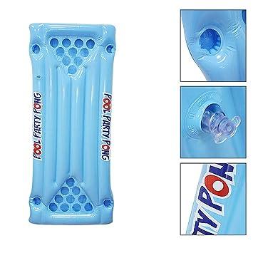 QHWJ Juguetes inflables de Agua, PVC Inflable Flotante Juego de la ...