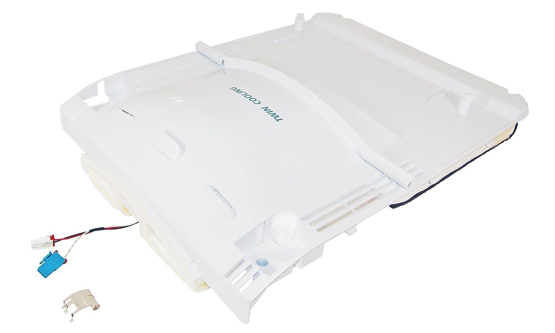 Cubierta del evaporador de montaje para Samsung nevera congelador ...