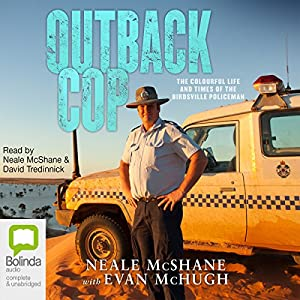 Outback Cop Audiobook