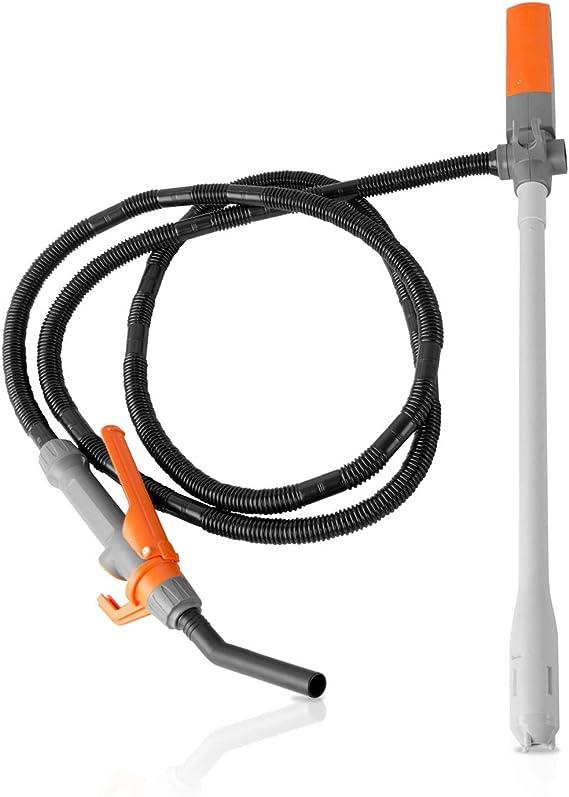 TPDL Pompe /à pied portable /à double cylindre avec manom/ètre 10 bar et avec t/ête de pompe universelle pour voiture//v/élo//moto//voiture//ballon