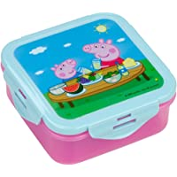 Peppa Pig Lunch BoxMeal Time,6 x 14 x 14cm