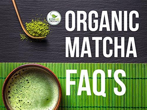 Purchase low price Organic Matcha: FAQ' . : Residue