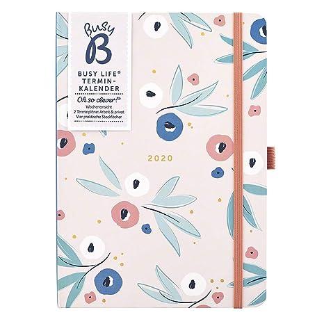 Amazon.com : (in German) Busy B Busy Life Diary January ...