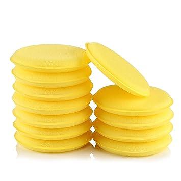 6 Stück EDUPLAY 800256 Reflektorbänder gelb